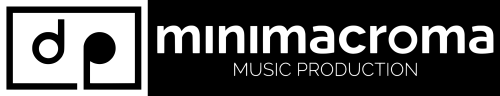 Minimacroma music production